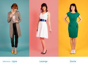 Matières et formes : des vêtements qui nous révèlent