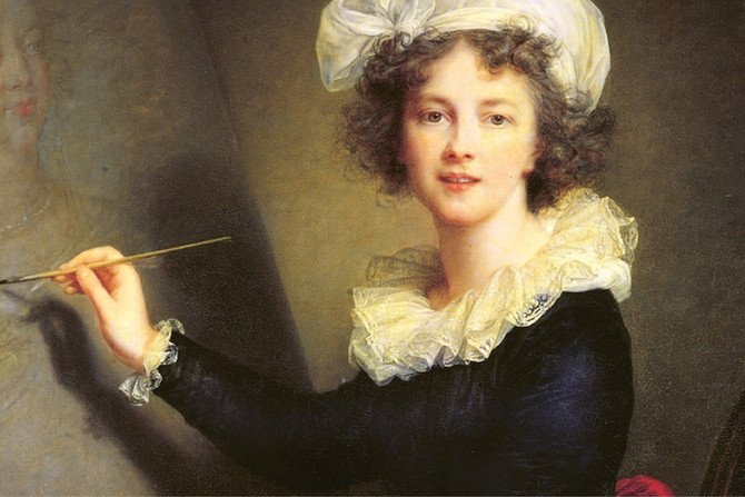 Élisabeth Vigée-Lebrun, peintre de cour