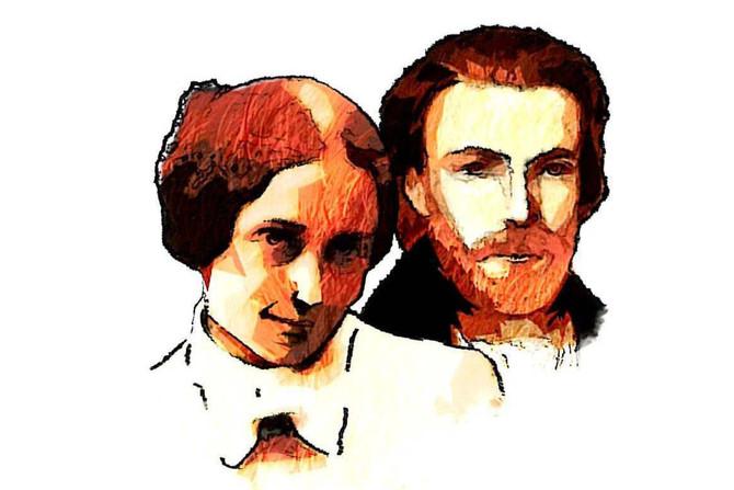 Amélie et Frédéric Ozanam, un amour tourné vers les autres