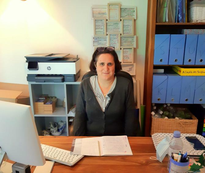 Anne Marbot, au service des familles
