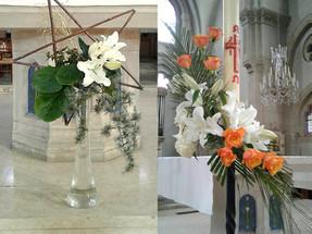 Des fleurs pour prier, ou l'art floral liturgique