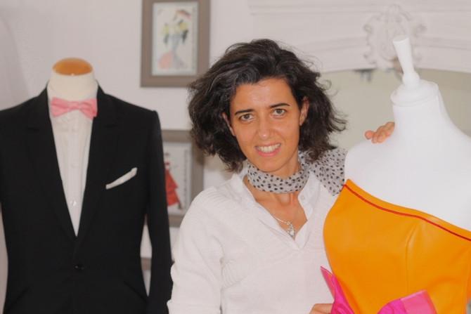 Claire Abdelkader, couturière des stars