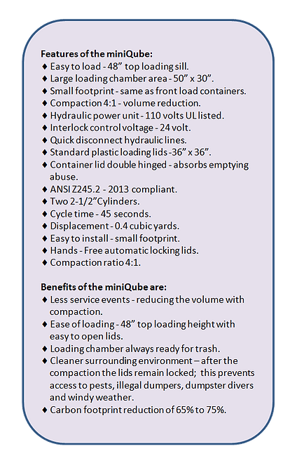 Features and Benefits Current Brochure C