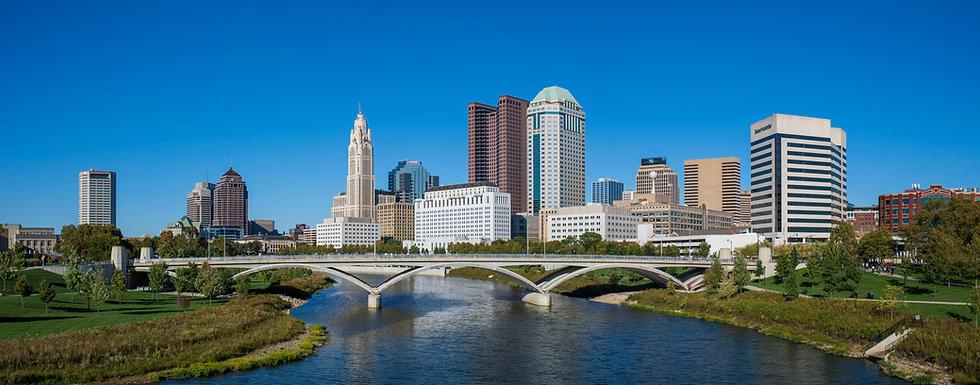 Columbus Skyline Image
