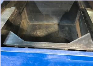 MiniQube Container Compactor Top Down