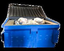 miniQube Container Compactor