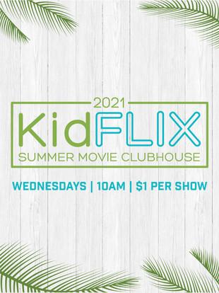 KidFLIX Summer Movies