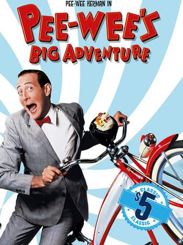 Pee-Wee's Big Adventure