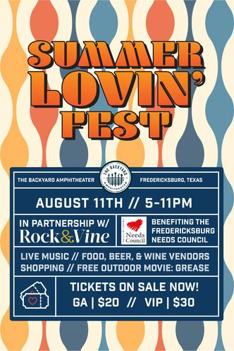 Summer Lovin' Fest
