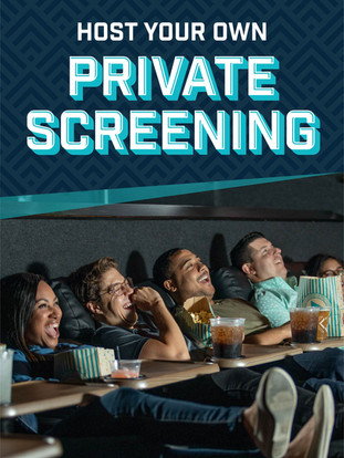 Host your own Private Screening!
