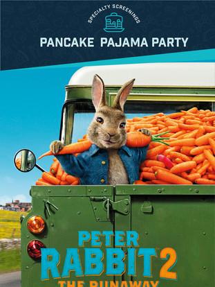 Pancake Pajama Party: Peter Rabbit 2