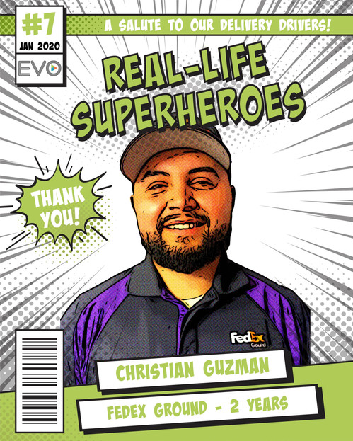 Real Super Heroes SociaL_christian Cover