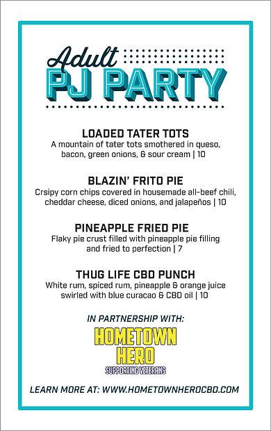 Adult PJ Party_Pineapple Menu.jpg