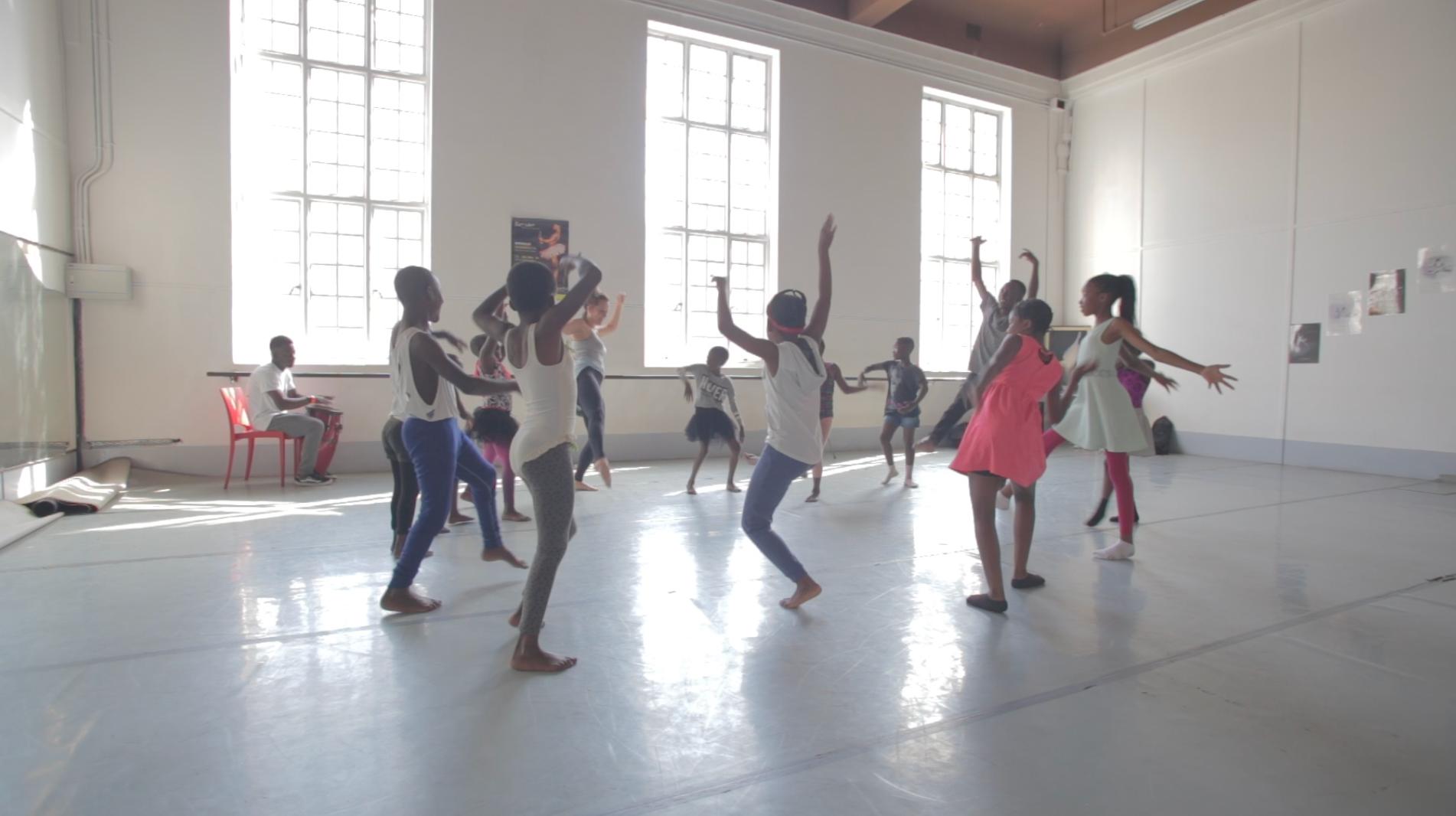 Dance Workshops 2018