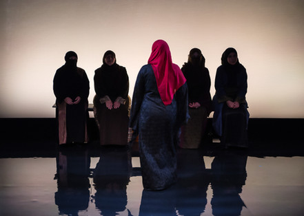 Performing Queens Of Syria
