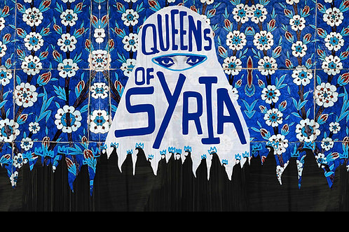(OUTSIDE UK Delivery) Queens Of Syria - Documentary DVD