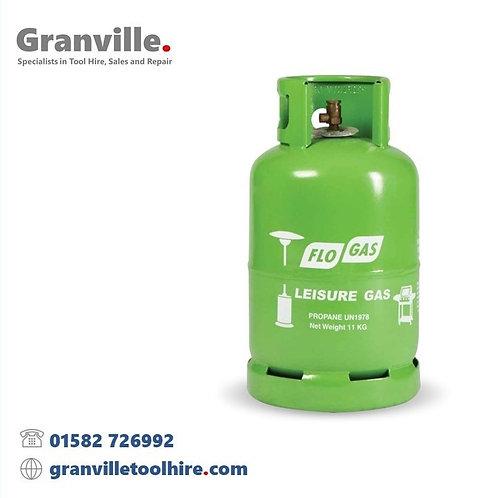 Flogas Leisure Gas Cylinder 11kg