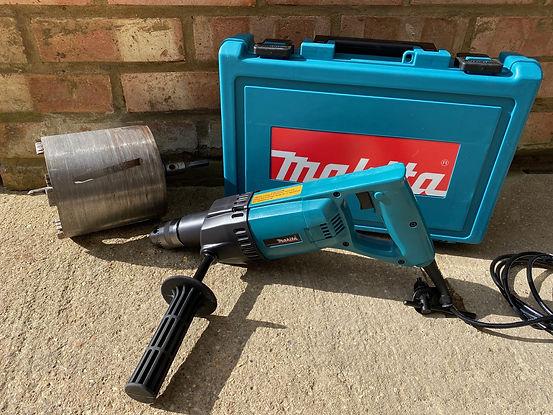 Granville Tool Hire Luton_Makita Drill 2