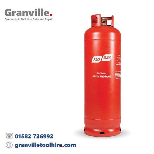 Flogas Propane Gas Cylinder 47kg