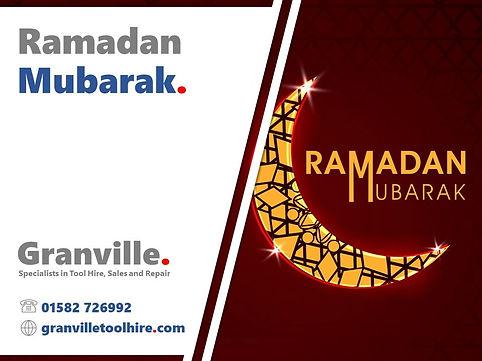 Granville Tool Hire Luton_Ramadan Mubara