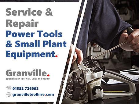 Granville Tool Hire Luton_News Repair