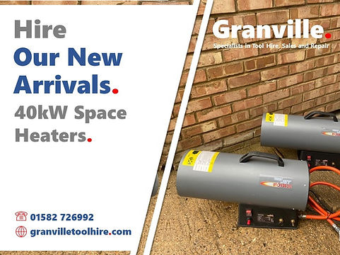 Granville Tool Hire Luton_News Space Hea