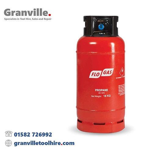 Flogas Propane Gas Cylinder 18kg FLT
