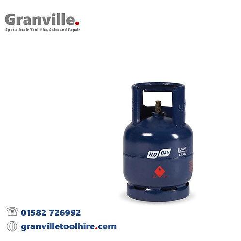 Flogas Butane Gas Cylinder 4.5kg 20mm