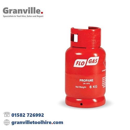 Flogas Propane Gas Cylinder 6kg