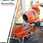 Granville Tool Hire Luton_Cement Mixer