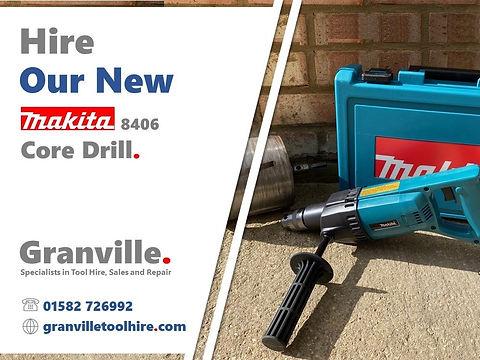 Granville Tool Hire Luton_Drill Hire