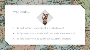 <Offer ended> Who wants to work self-development with a certified professional coach?