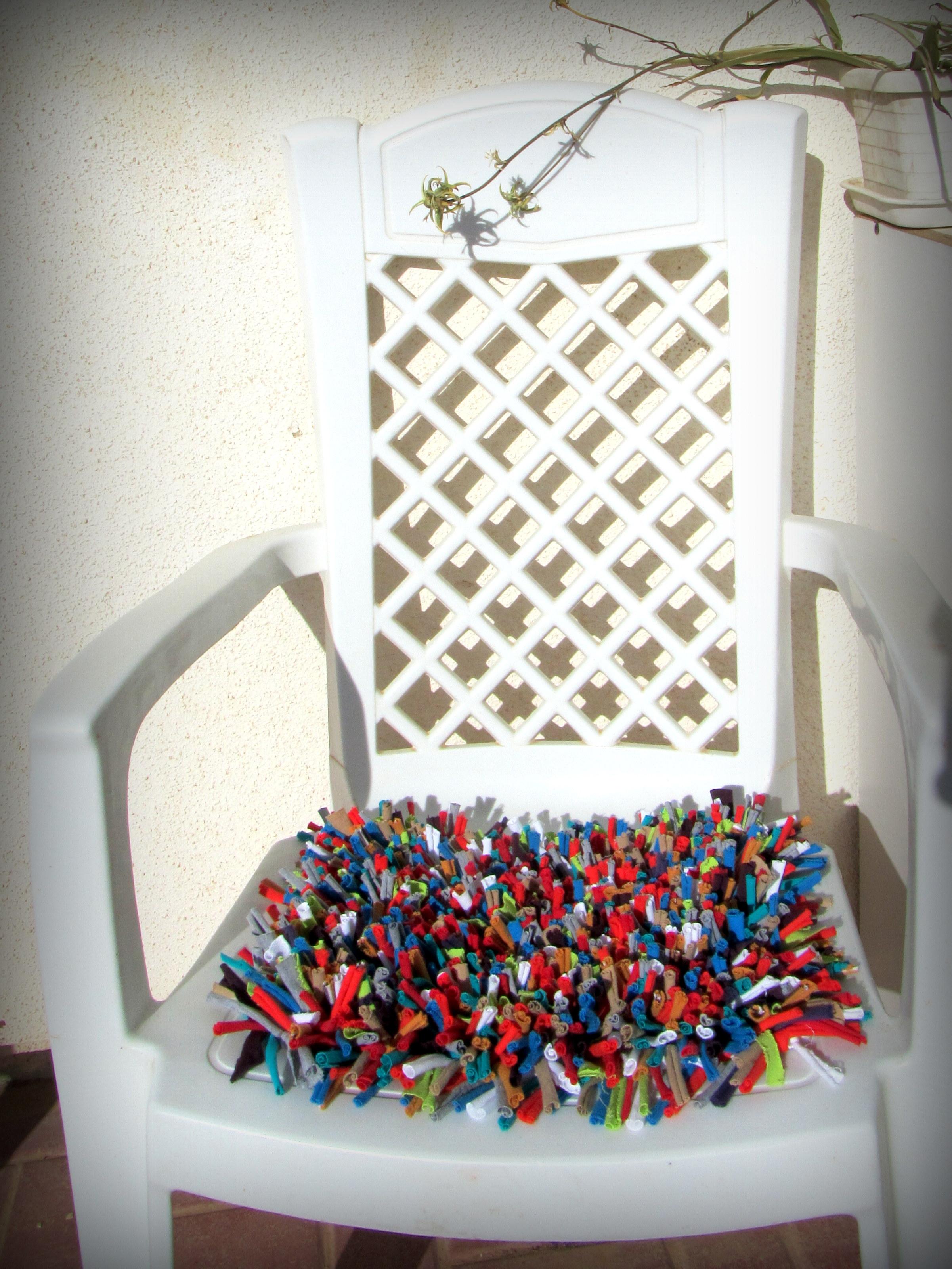 שטיחון כיסא - Exclusive product