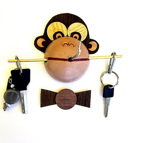Monkey - Funny Wall holder for keys