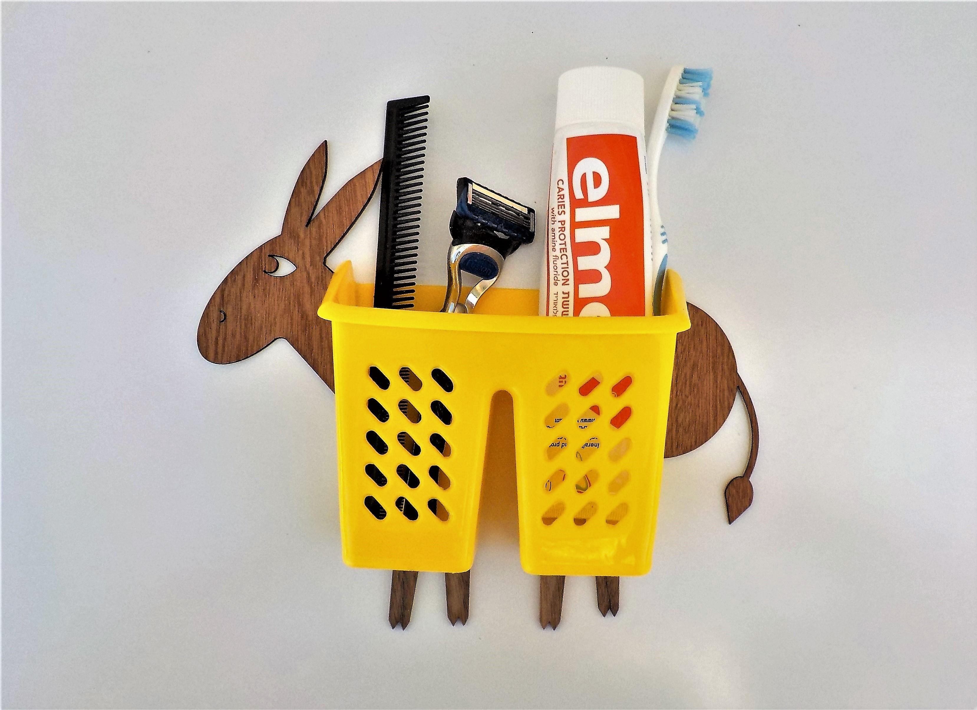 Donkey sticker - Funny handmade gift