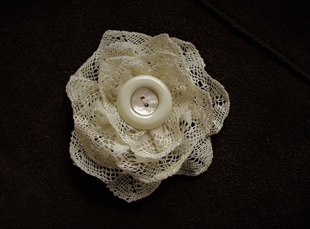 Brooch in the style of Boho