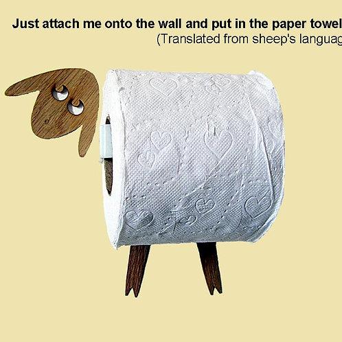 LAMB - Toilet roll holder / Tissue Holder