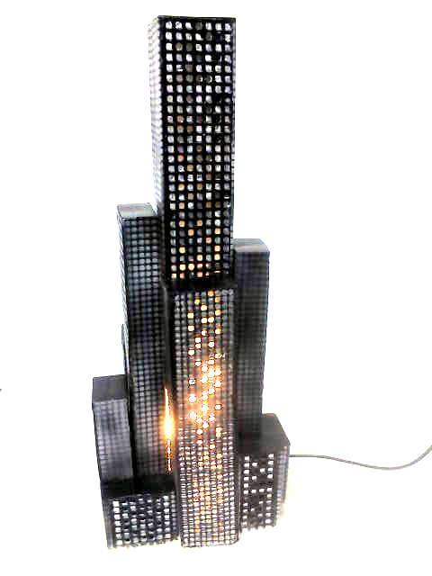 """Lighting fixture """"Manhattan"""""""