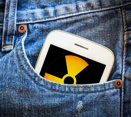 Your Cell Phone Is Frying Your Genitals; Here's What To Do About It.