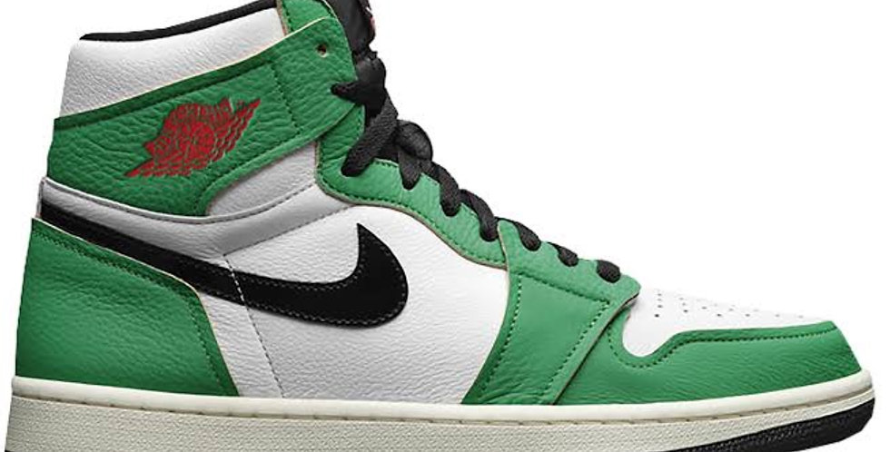 AJ1 RETRO HIGH OG LUCKY GREEN