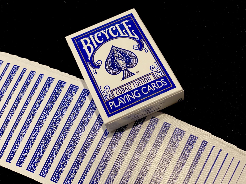 Thumbnail: Cobalt Edition  Cards