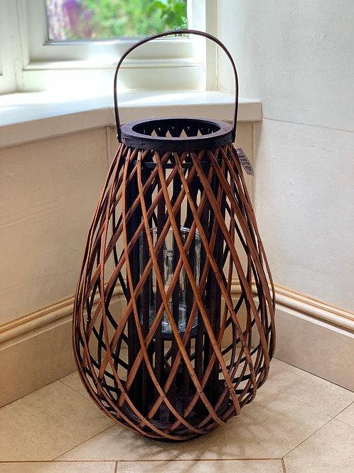 SK405 Dark Teardrop Lantern 60cm