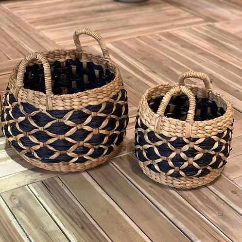 SK236 Round Handle Basket (Set of 2)