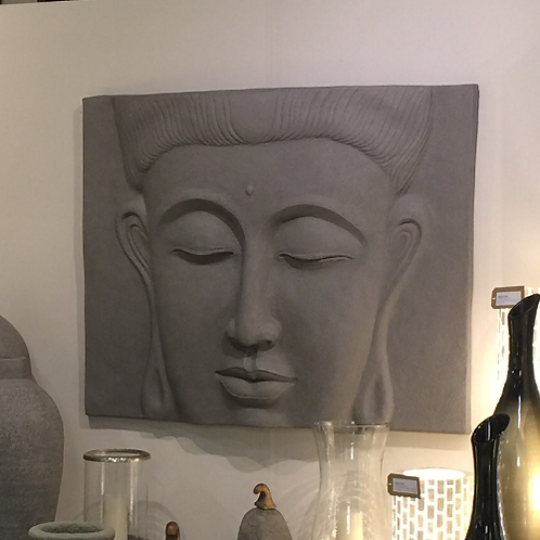 JD32 XL Buddha Plaque