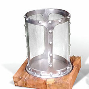 SA03 Drum Candle Diameter 25 cm