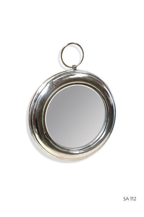SA112 Round Handle Mirror (D53cm)