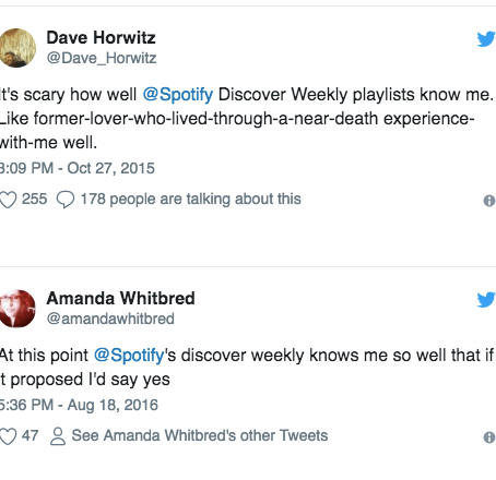 Spotify's Discover Weekly: How machine learning helps in finding the music we love? - Priyanka Mehta