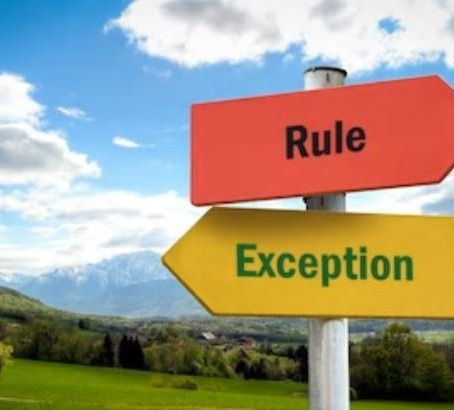 Exceptions are everywhere by Aditya Verma