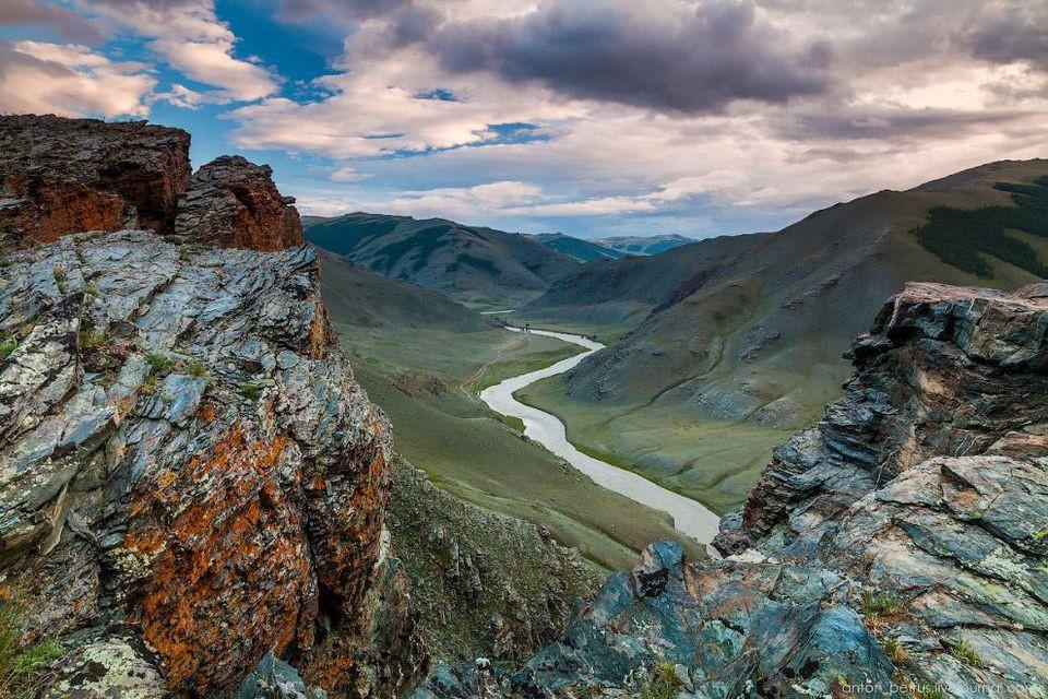 Монголия. Семинар «Благословение»