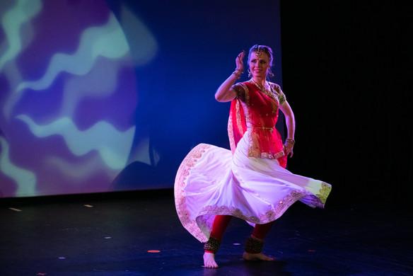 Индийский танец. Катхак